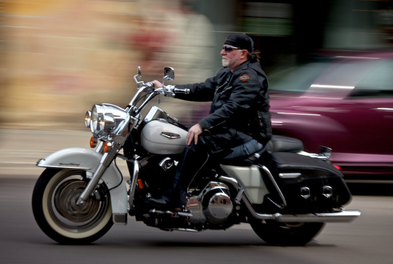 Why Buy A Harley Davidson Motorcycle