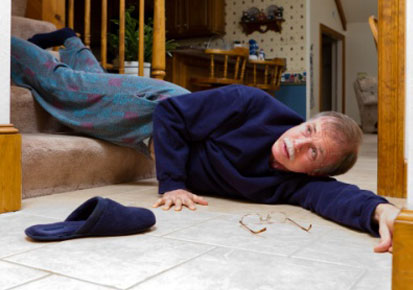 One-third of people over the age of 65 experience a fall ...