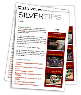 Silver Tips newsletter